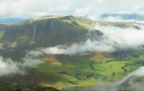 Looking into Borrowdale