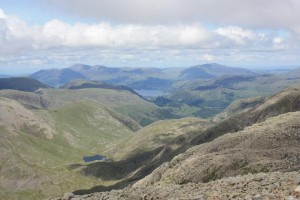 Guided walks Scafell Pike