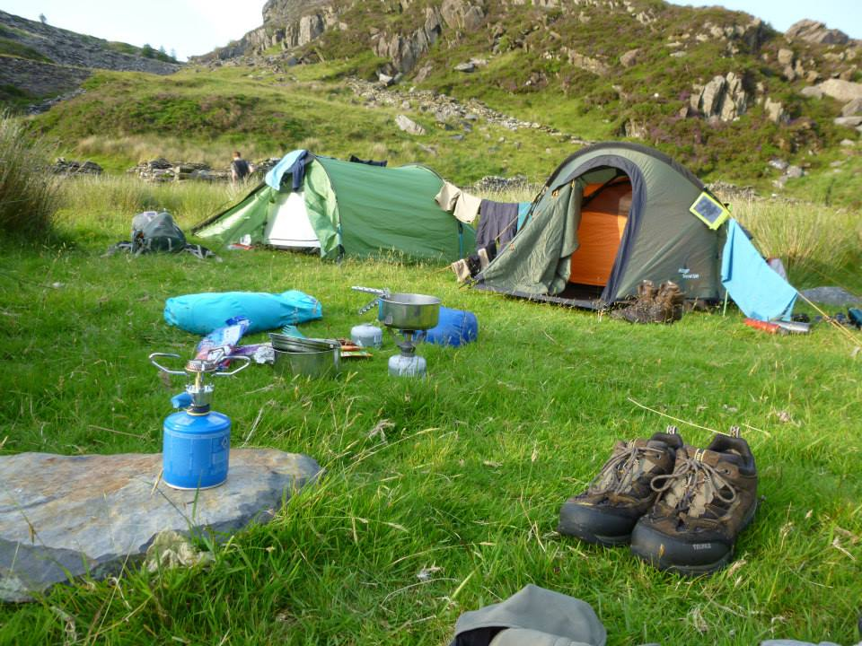 Wild Camping Peak District >> Gallery - Come Walk With Me