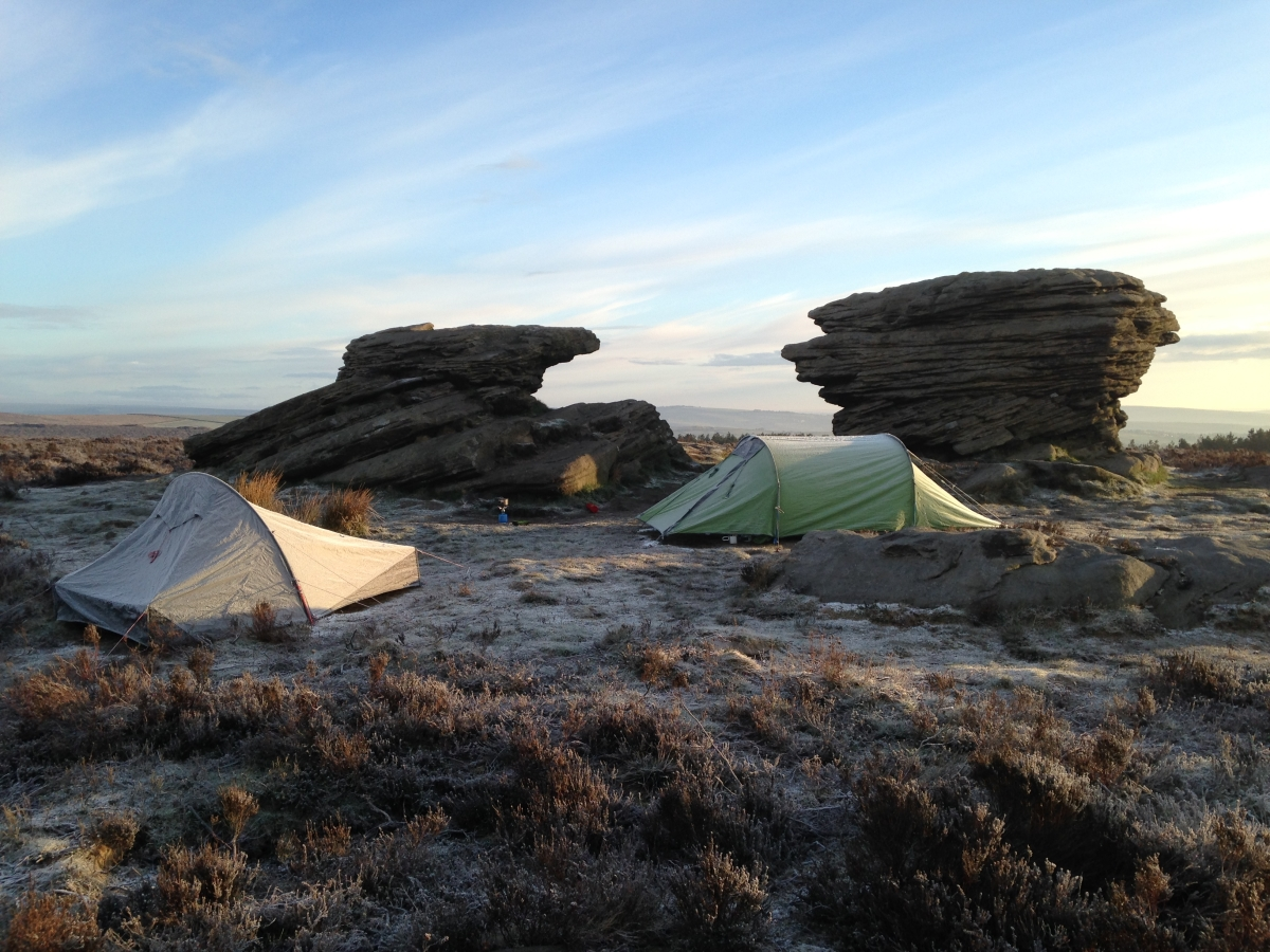 Wild Camping Peak District >> A Peak District Wild Camp Come Walk With Me