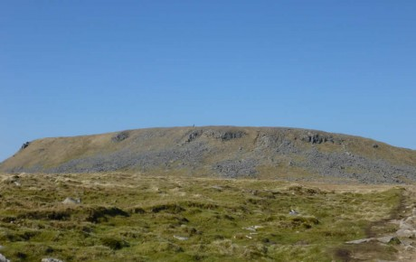 Ingleborough, Yorkshire